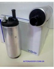 43) Топливный насос (оригинальная вставка) VDO. Бензиновый двигатель. Audi 80, 100, 200, Avant, A6, Coupe, Cabriolet. 8A0906091g