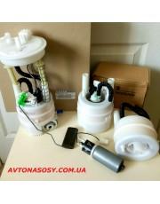 Топливный насос в сборе Nissan Qashqai, +2. Низ = 90$. В сборе от 130$, Отдельно насосик, Отдельно фильтр
