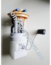 5)Оригинал Топливный насос + сетка + топливный фильтр (без крышки и без датчика уровня топлива) Бензиновый двигатель. Misubishi Colt VI, Smart Fortfour. A4544700094 MN135000